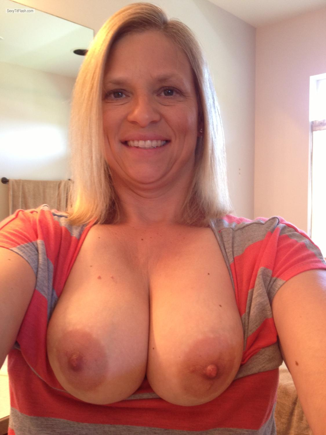 Beautiful medium breasts